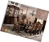 Neo Renaissance Formal Dining Room Set Table 6 Side 2 Arm
