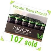 NEON Visalus Body By Vi Best Tasting Energy Drink 24 Cans,