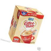 Nestlé Coffee-mate Original Liquid Creamer Singles 180-