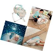 Newborn Rocking Sleeper Bassinet Baby Furniture Nursery Crib