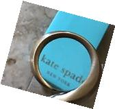 NEW Kate Spade New York Magnifying Glass shaped as Question