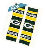 NFL Green Bay Packers Baby Leggings Leg Warmers Cotton Blend