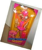 NIB 1992 BARBIE TEEN SISTER *BATON TWIRLING SKIPPER* #1067.