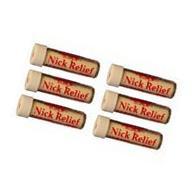 Nick Relief Styptic Powder * 6 - Vials