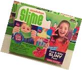 NEW Nickelodeon Fun & Silly Slime Kit, Make It Yourself