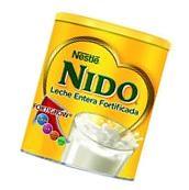 Nido Leche en Polvo Powder Milk Toddlers 3-5