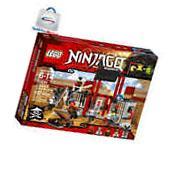 LEGO NINJAGO Kryptarium Prison Breakout 70591 Building Set