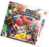 NINTENDO 3DS GAME SUPER SMASH BROS - BRAND NEW SEALED