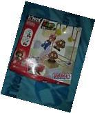 K'NEX Nintendo Super Mario 3D Land Stacked Goombas Kids