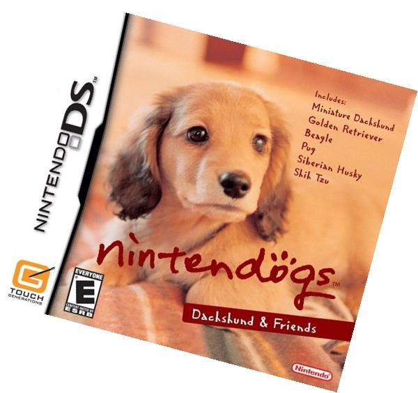 Nintendogs: Dachshund & Friends - Pre-owned - Nintendo Ds