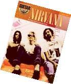 Nirvana Sheet Music Guitar Play-Along Book and CD NEW