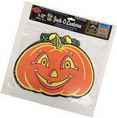 Beistle Nite Glo Jack O Lanterns Halloween Decorations