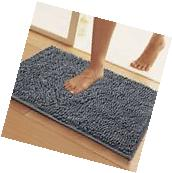 Non Slip Bathroom Rug and Mat Set Throw Rugs Runner Bath