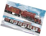 LIONEL Norman Rockwell Christmas Train Set o gauge train 6-