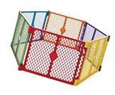 North States Baby Gate Superyard PLAY YARD  Portable PLAYARD