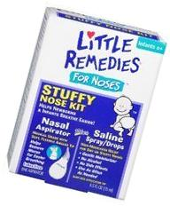 Little Noses Stuffy Nose Kit 1 Each