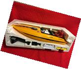 NQD 757-6038 1:10 RC Lightning Speed boat Remote Control JET