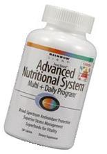 Rainbow Light Nutritional Systems - Advanced Nutritional System, 180 tablets