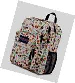 NWT JanSport Big Student Backpack  Multi Stickers 100%