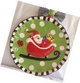 NWT DISCONTINUED 2011 MUD PIE HOLIDAY CHRISTMAS DESSERT