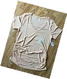 NWT Old Navy Maternity Relaxed Top. Size L