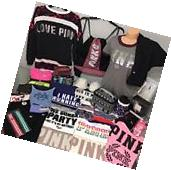 NWT Victoria Secret Pink Wholesale LOT OF 33 PIECES CLOTHING