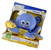 New Baby Einstein Octoplush Soft Toy Developmental Octopus