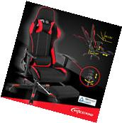 High Back Office Racing Gaming Chair Executive Computer Desk