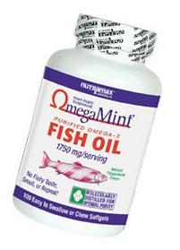 OMEGAMINT FISH OIL CHEWBL SFGL 100