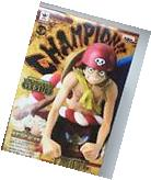ONE PIECE FILM Gold Luffy CHAMPION Colosseum SCultures