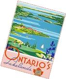 Ontario's Lakelands Canada Vintage Railroad Travel