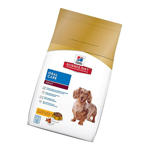 Hill's Science Diet Adult Oral Care Chicken Rice & Barley
