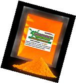 GLOMINEX ORANGE GLOW PIGMENT AD240 1 oz - NEON ORANGE GLOW IN THE DARK POWDER