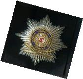 Order of St Stanislaus Grand Cross Imperial  Russian