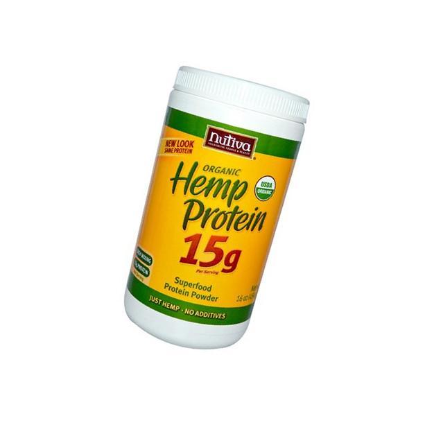 Organic Hemp Protein - 3 lbs