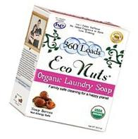 Eco Nuts Organic Laundry Detergent, 20.5 Ounces for 360