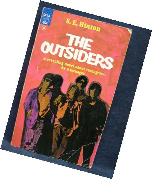 The Outsiders: A Revealing Novel About Teenagers- By a