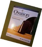 2 x Ovation Break-A-Part Balls Creme d'Orange Dark Chocolate