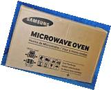 New Samsung 2-cu ft Over-the-Range Microwave with Sensor