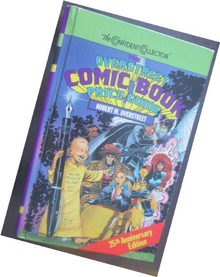 The Overstreet Comic Book Price Guide: Books from 1897-