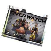 Overwatch Roadhog JUNKRAT Home Decor Poster Wall OW Scroll