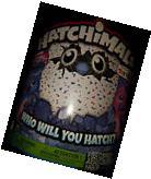 Hatchimals Owlicorn Pink/Blue Egg Toysrus Exclusive |BRAND