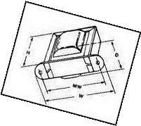 Stancor P-8575 125/230VAC Primary to 24VAC 1 Amp Control