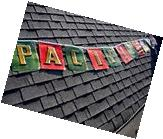 New Pacifico Party string banner bar PENNANTS sign Mexico