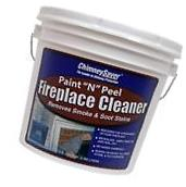 Chimney Saver Paint N Peel Fireplace Cleaner 1 Gal. ships
