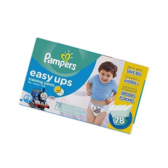Pampers Easy-Ups Training Pants - Girls - 100 ct., Size 2t-