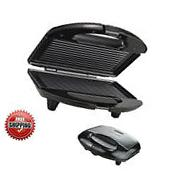 Panini Maker Sandwich Press Breakfast Kitchen Electric
