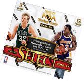 2016-17 Panini SELECT NBA Basketball SEALED HOBBY BOX