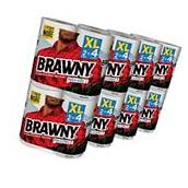 Paper Towels Brawny 16XL 32 Regular Rolls Pick-A-Size