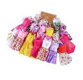10pcs Fashion Party Daily Wear Dresses Clothes Outfits For